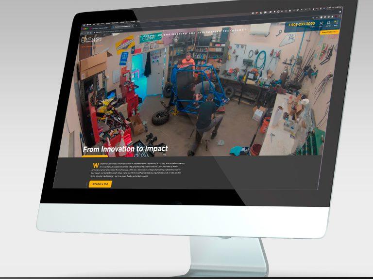 LeTourneau University Website