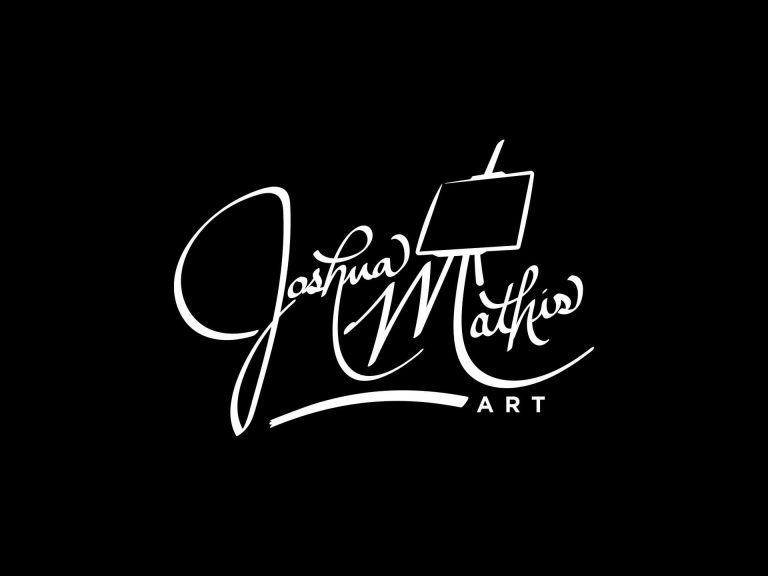 Joshua Mathis Art Logo