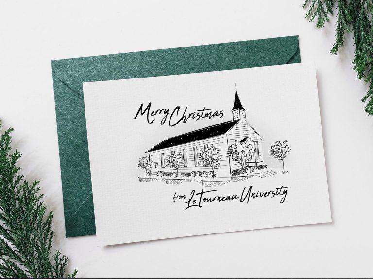 LeTourneau University Christmas Card