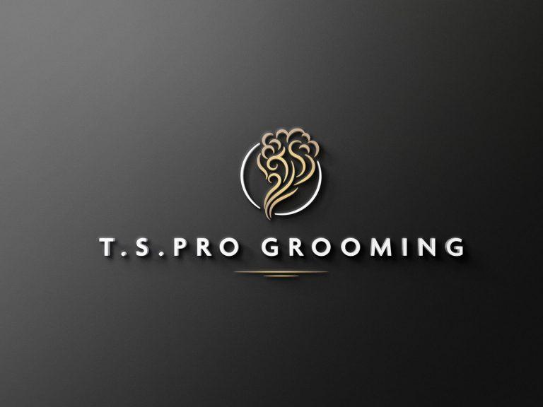 TS Pro Grooming Logo