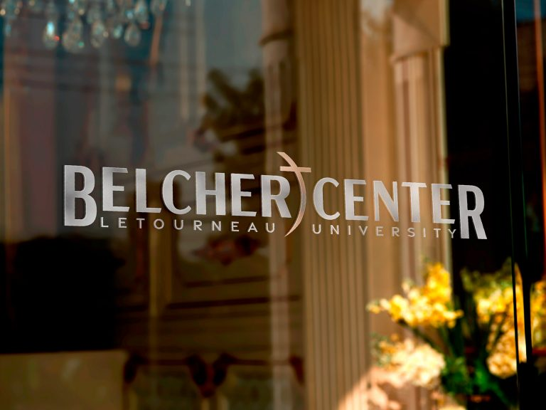 Belcher Center Logo